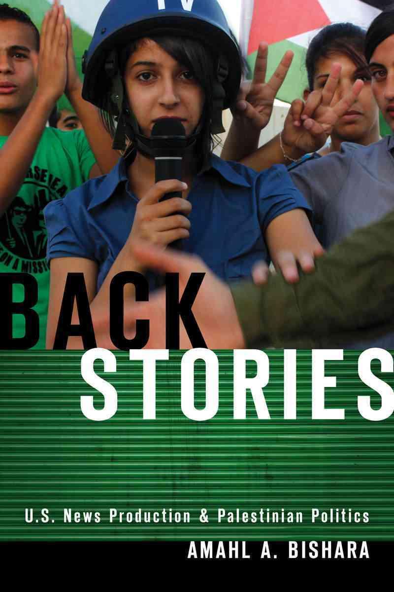 Back Stories By Bishara, Amahl